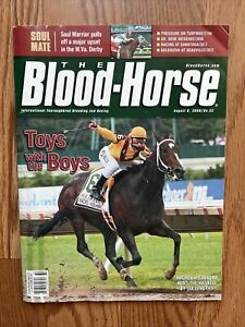 2009 Blood Horse Magazine Rachel Alexandra Racing Haskell Breeding Rare