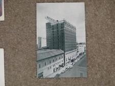 Hotel Roosevelt-Jacksonville Fla., Charlie Griner, Manager, unused vintage card