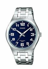 Nuevo plata CASIO unisex reloj de pulsera Casio Collection mtp-1310pd -2 bvef