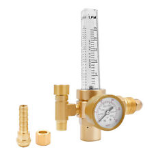New listing Mig Tig Flow Meter Regulator Argon Co2 Welding Weld Regulator Gauge Gas Welder