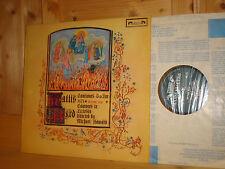 SOL 311 Tallis Byrd Cantiones Sacrae 1575 MICHAEL HOWARD L´OISEAU-LYRE UK LP NM