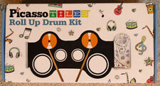 Picasso TILES Roll Up Drum Kit Brand New In Sealed Box