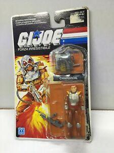 "Hasbro G.I. Joe CHARBROIL 10 cm 4"" Action Figure MOC, 1989"