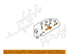 GM OEM Lower-Steering Column-Lock Assembly 26092432