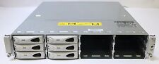 Sun StorEdge J4200 Array 596-7381-01 2x Sas 375-3575 Controllers & 2x Psu