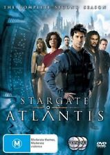 Stargate Atlantis : Season 2 (DVD, 2006, 5-Disc Set)