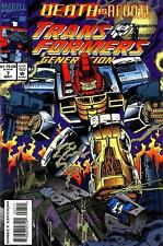 TRANSFORMERS GENERATION 2 #7 DIRECT EDITION ROBOTS IN DISGUISE GEN MARVEL COMIC