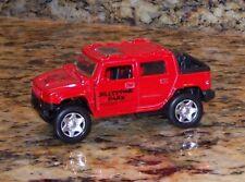 Yogi Bear Jellystone Park Hummer SUV Red Diecast Model 1:43 or 1:48, Super RARE!