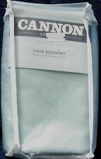 "NEW Cannon Twin 220TC Sateen Bedskirt - Parker Microsuede - 39"" x 76"" x 15"" NEW"