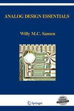 Analog Design Essentials (The Springer International Series in Engineering and C