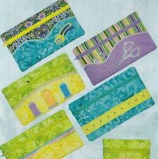 PATTERN - Notion Organisers - Machine embroidery designs PATTERN - includes CD