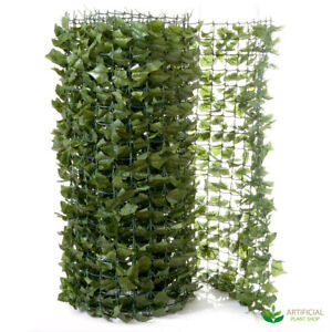 Artificial Fake Plants Ivy Fence Roll 1m x 3m (UV Treated)