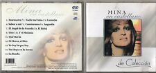 MINA CD MINA EN CASTELLANO DE COLECCION Made in ARGENTINA 1992  15 tracce