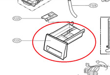 LG GENUINE PART Panel Assembly,Drawer AGL73976437 for model WD14130FD6