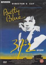 BETTY BLUE ALL REGION  NEW DVD