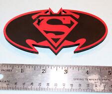 DC Direct Figure Display Stand Base Lot - BATMAN SUPERMAN LOGO