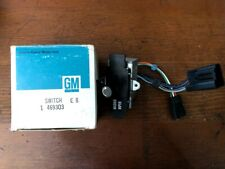 NOS GM 1977 Chevrolet Truck Blazer CK-1-2-3 Pulse Delay Windshield Wiper Switch