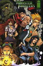 Monster Fighters Inc. #1 VF/NM; Image   save on shipping - details inside