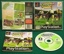 GIOCO PS1 PS2 PSX ISS PRO INTERNATIONAL SUPERSOCCER PRO, 18106 NO PLATINUM