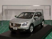Nissan Dualis (Qashqai) Silver JDM RHD 1/43 J-COLLECTION Rare