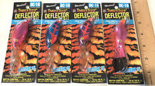 WORDEN/'S TIMBER TIGER DEFLECTOR CRYSTAL FIRE CRAW 5//8oz DC-16 FISHING LURE NEW