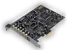 Creative Sound Blaster Audigy Rx PCIe-Soundkarte (7.1-Surroundklang) TOP!