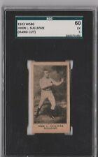 1923 W580 John L. Sullivan Hand Cut SGC 60 P399