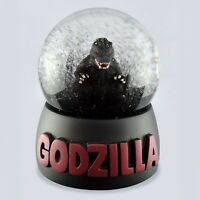 NEW folcart Snow Globe Dome Godzilla Polyresin Figure Statue Ornament from Japan