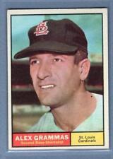 1961 Topps #64 Alex Grammas EX   GO269