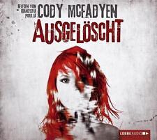 Hörbuch : Ausgelöscht / Smoky Barrett Bd.4 von Cody Mcfadyen