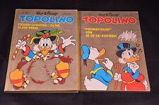 TOPOLINO N° 1567+1568 SERIE ORO - BUONI - 1985 - WALT DISNEY