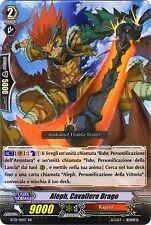 VANGUARD TCG Aleph, Cavaliere Drago BT01/014IT RR ITA NEW MINT CFV