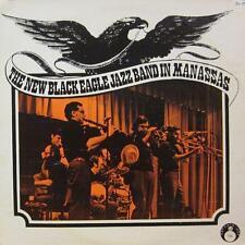 New Black Eagle Jazz Band(Vinyl LP)In Manassas-Fat Cat Jazz-FCJ 166-VG+/Ex