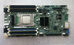 Intel S1600JP2 Server Motherboard G60336-203 Socket LGA2011 + 8Gb DDR3 + Xeon
