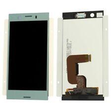 Sony écran LCD complet pour Xperia XZ1 compact G8441 réparation bleu échange