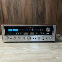Vintage Sansui 7070 Receiver- Original Tested and outputs sound