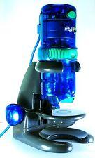 Microscopio USB x Computer INTEL PLAY QX3 *Usato In Ottime Condizioni*