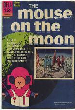 Mouse on the Moon VG+ Dell Comics SA