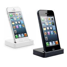 Desktop Charging Stand Mount Cradle Station Dock for Apple iPhone 5 5s SE