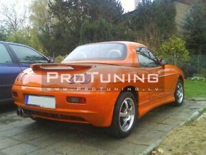 Rear bumper For FIAT Barchetta 1995-2004 Prefacelift Sport style