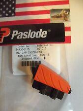 """Genuine""  Paslode Part #  901013  END CAP IM200-F18"