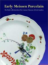 Fachbuch Early Meissen Porcelain The Wark Collection, NEU, unverzichtbares Werk