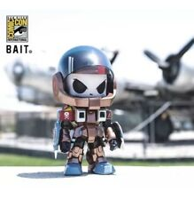 IN HAND!!  SDCC 2018 BAIT x Huck Gee x Robotech – Hunter Figure (bronze)