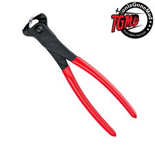 "200MM 8"" KNIPEX 6801200 END CUTTING NIPS NIPPER NIPPERS PLIERS 68 01 200 GERMAN"