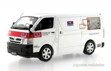 1/43 J-COLLECTION TOYOTA Hiace 2008 Malaysia Post Delivery van DIECAST MODEL CAR