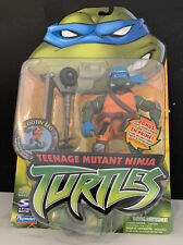 Playmates 2003 TMNT Teenage Mutant Ninja Turtles Scootin Leo Action Figure