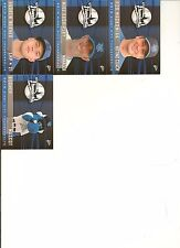 Complete 2010 Windy City Thunderbolts 31 Card Retail Multi Ad Set