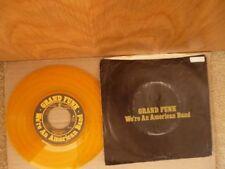 Coloured Vinyl 45RPM Country Rock LP Records
