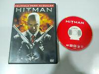 Hitman Xavier Gens - DVD + Extras Español - 1T