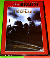 TIGERLAND English Español Deutsch DVD R2 Precintada